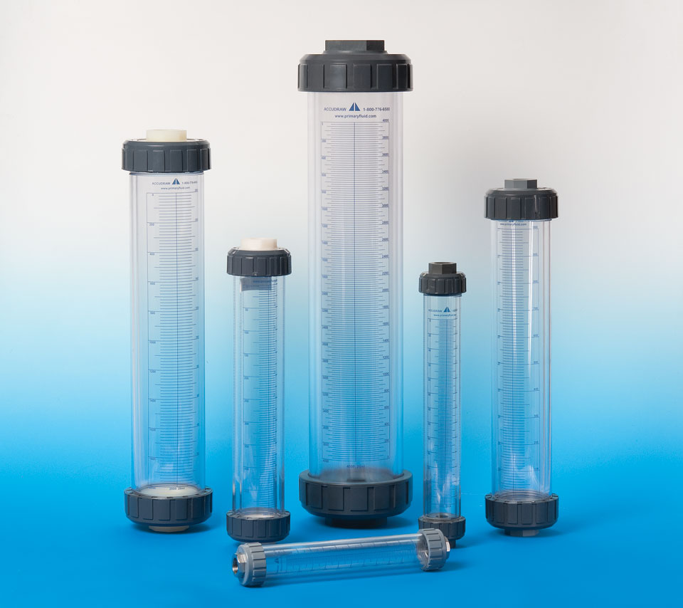 Clearview Glass Calibration Cylinder
