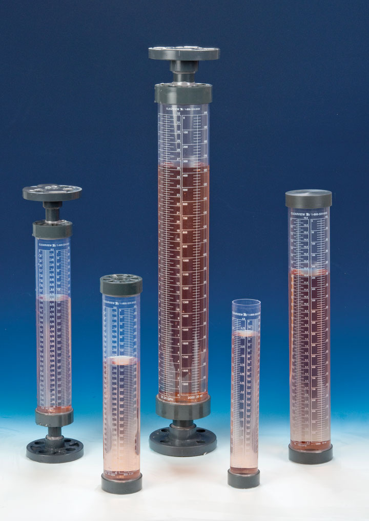 Clearview PVC Calibration Cylinder