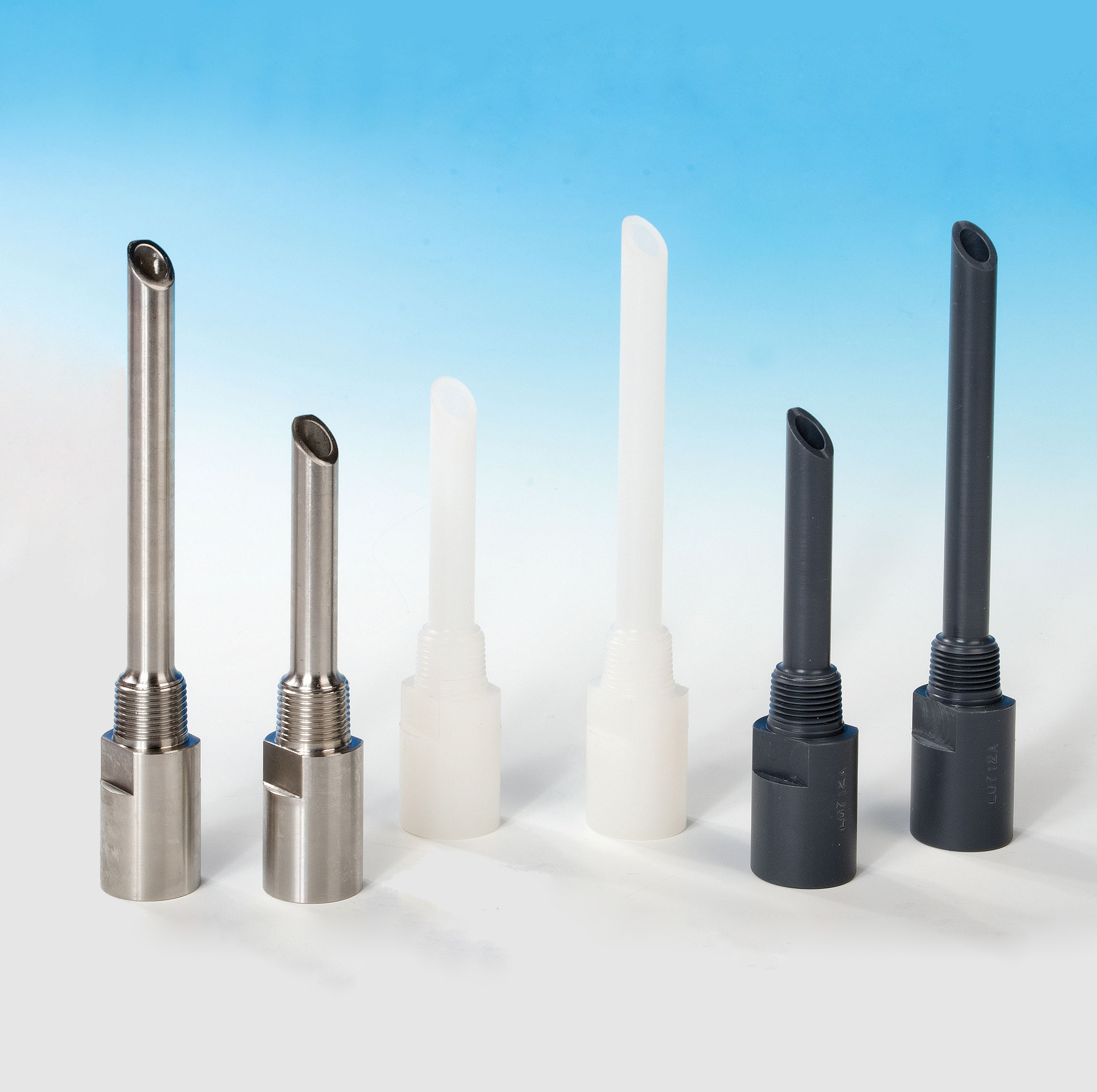PFS Injection Quills in Metal and Plastic